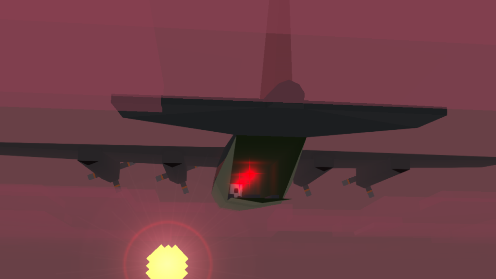 Airplane Lights