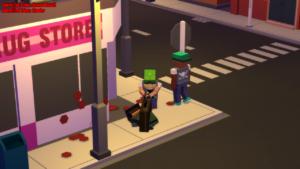 Battle Royale Looting