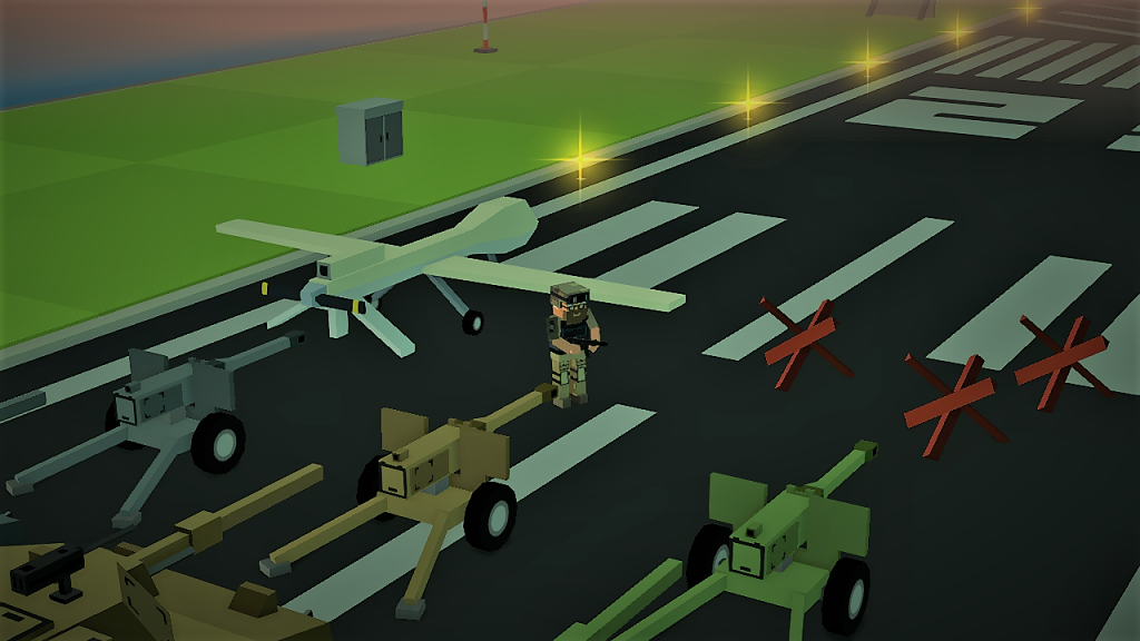 Military Props