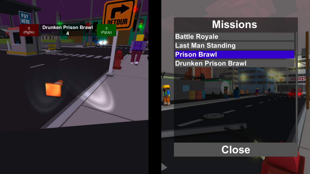 Missions Voting