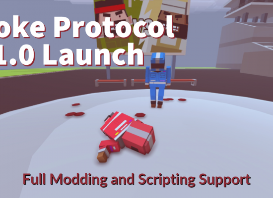 Modding Launch