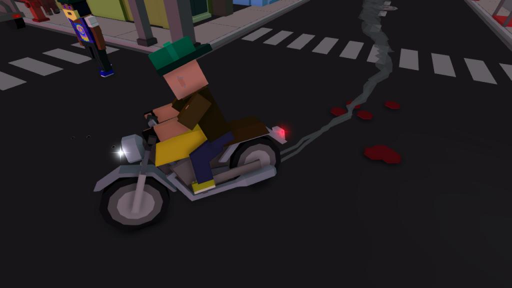 Motorcycle Lean