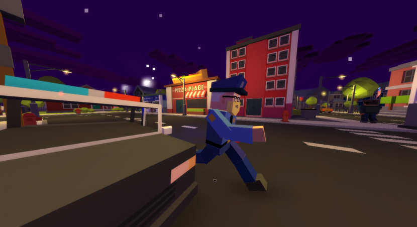 Police Sprint