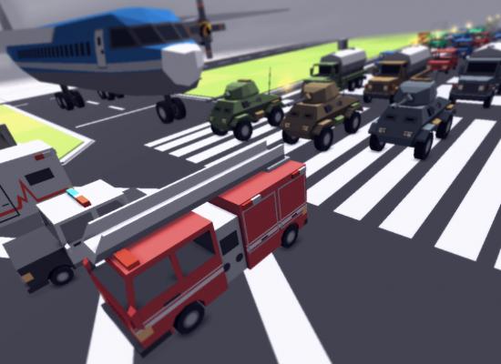 Runway Vehicles