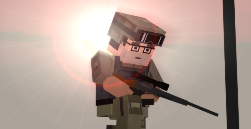 SpecOps Rifle