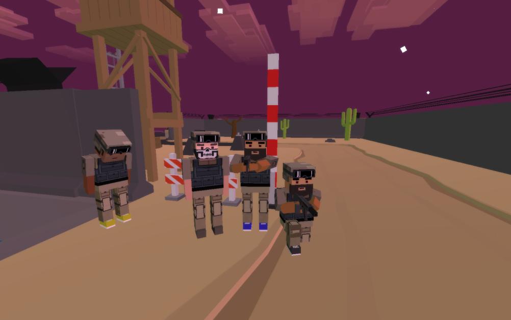 SpecOps Team