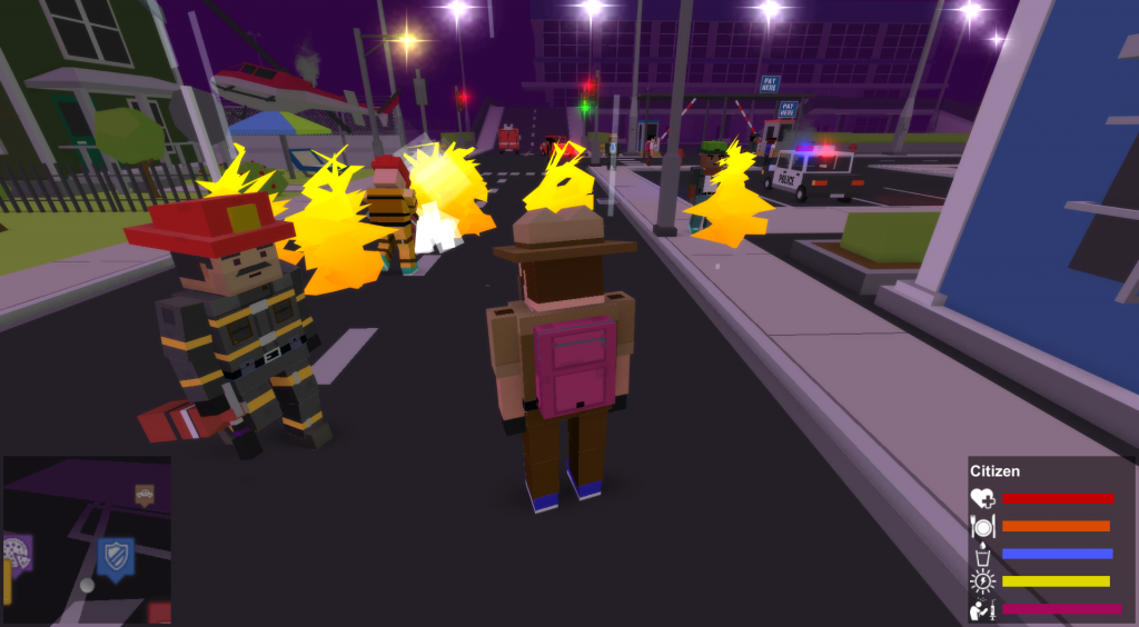 Speading Fires