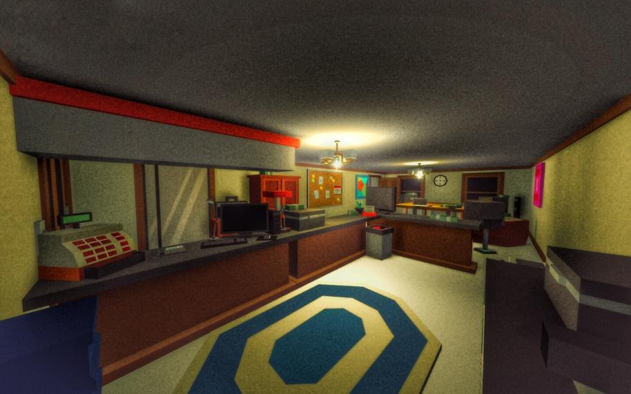 Underground Casino