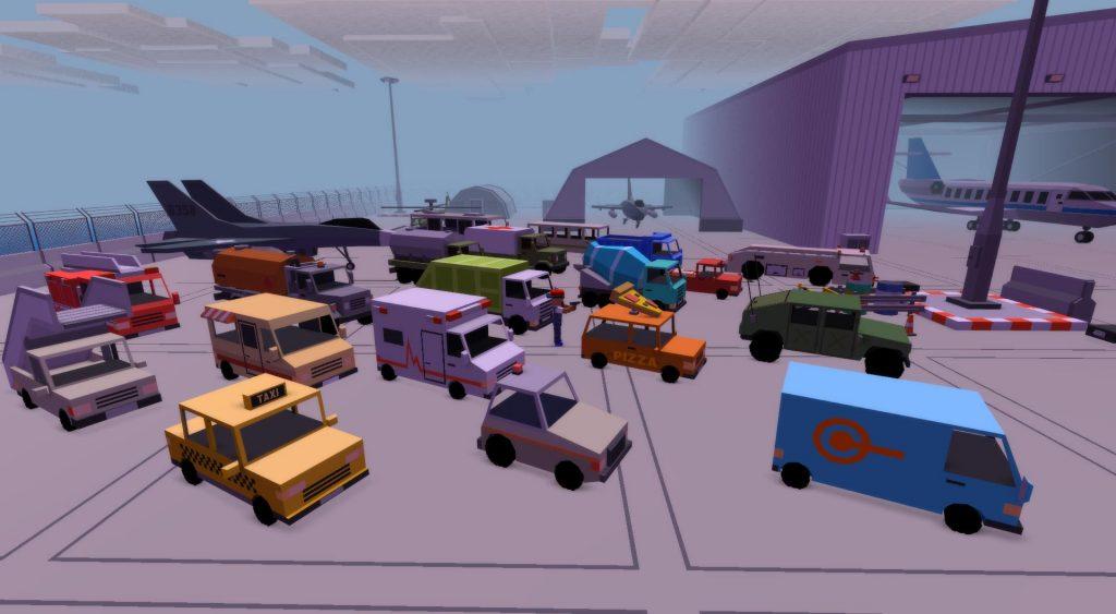 Vehicles Progress