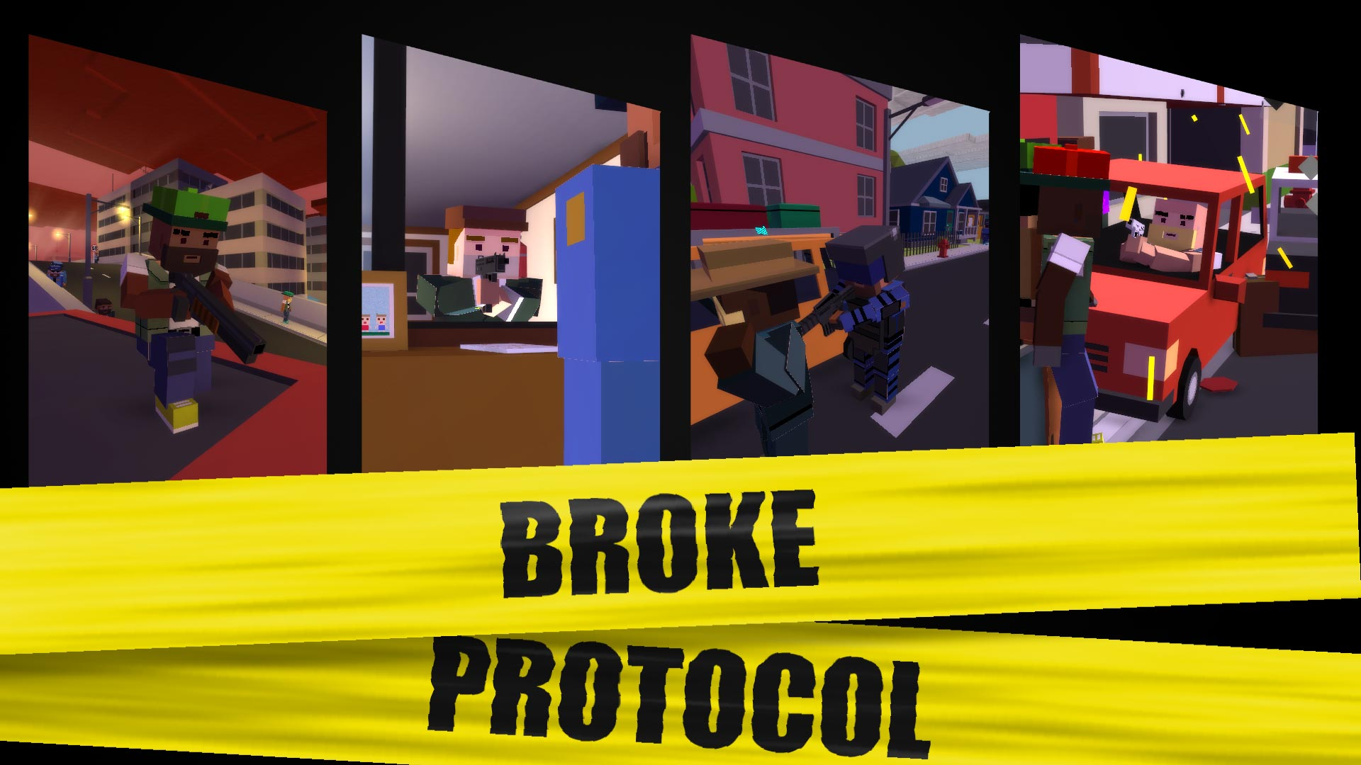 Broke Protocol Wallpaper